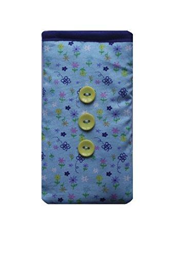 Papillons et fleurs Imprimer Chaussettes Apple pour iPod - Apple iPod Touch