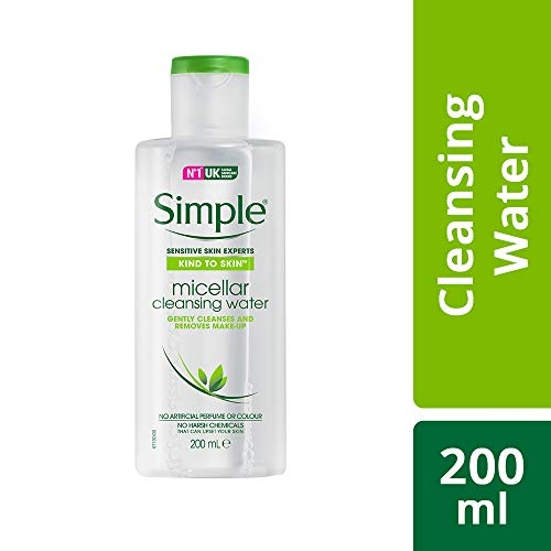 Simple Kind to Skin Micellar Cleansing Water - 200 ml
