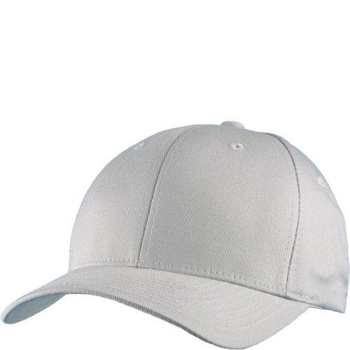 Flexfit Erwachsene Mütze Wooly Combed - Weiß
