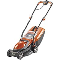 Flymo Chevron 32VC Electric Wheeled Lawn Mower, 1200 W, Cutting Width 32 cm