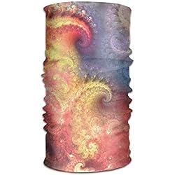 Braga espiral de fractales