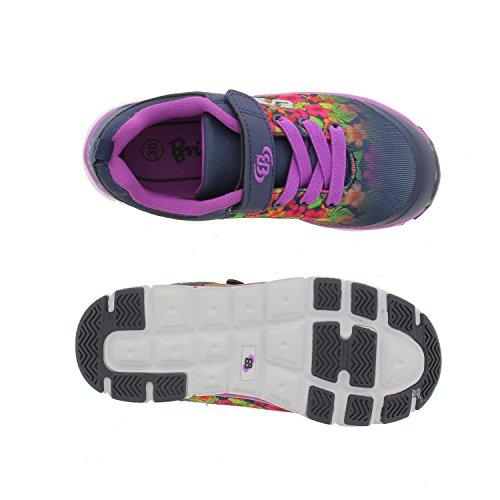 Mädchen Blau Vs marine lila Bruetting Sneaker Creation 1wHOPPq
