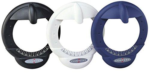 Plastimo Wechselrahmen für Kompass Contest 101 - Farbe: Schwarz Contest 101 Kompass