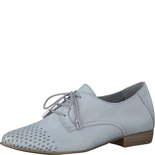 Tamaris Schuhe 1-1-23203-28 Bequeme Damen Schnürer, Schnürschuhe, Halbschuhe, Sommerschuhe für modebewusste Frau,