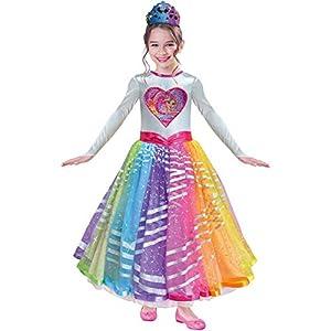 Amscan Dress Up- Disfraz, Color Non-Solid Colour, 5-7 Años (9902623)