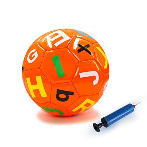 Aoneky Mini Balón Fútbol Entrenamiento Bomba Bola