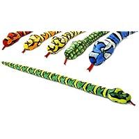 Peluche serpiente 150cm colores