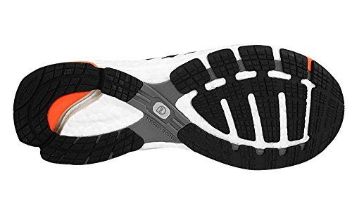 Adidas Adistar Boost eSM Chaussures Hommes 8 Noir-blanc-rouge solaire Courir Noir