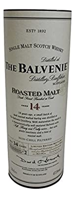 Balvenie - Roasted Malt - 14 years old - 47.1% - 50ml Sample