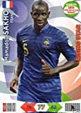 Adrenalyn XL Road To 2014 World Cup Brazil #92 Mamadou Sakho Rising Star
