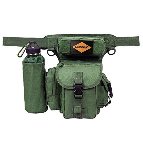 outdoor wasserdicht Bein/Multifunktions-Taschen/Herren casual Bein Tasche/Outdoor-Reiten-Pakete G
