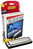 Hohner M55901X Enthusiast Series Blues Band Harmonica, Diatonic, Key C