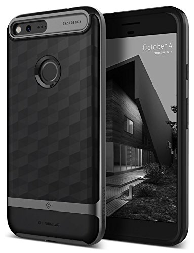 google-pixel-case-caseology-parallax-series-modern-slim-geometric-design-black-textured-grip-for-goo