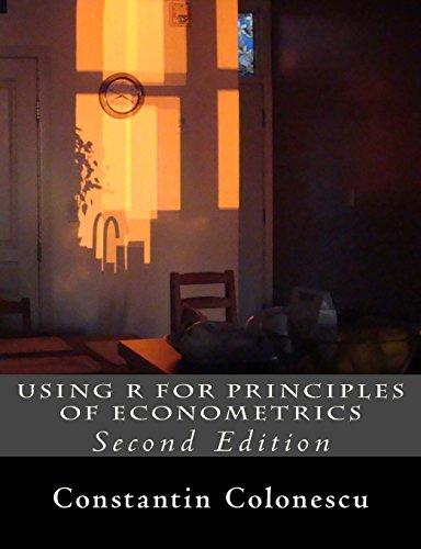 Using R for Principles of Econometrics por Constantin Colonescu
