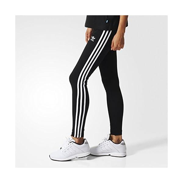adidas - 3 Stripes, Leggings Sportivi Donna 2 spesavip