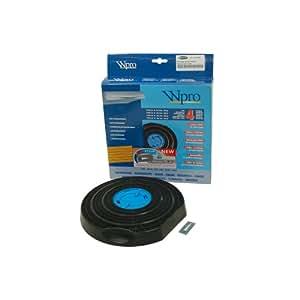 Véritable Whirlpool Hotte Filtre à charbon 481981729461