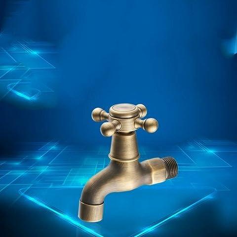 Cross Greenspring maniglia lavatrice lavanderia Gardern-Rubinetto per tubo flessibile per rubinetto