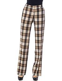 2f1c221dab Amazon.es  pantalones rosas - 46   Pantalones   Mujer  Ropa