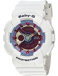 Casio Baby-G Analog-Digital Multi-Colour Dial Women's Watch - BA-112-7ADR (B151)