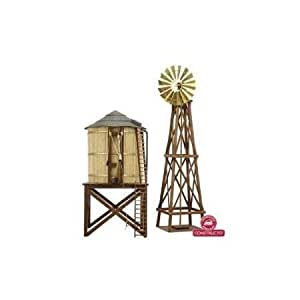 Constructo 80310 1/87 Water Tower/Mill Set HO