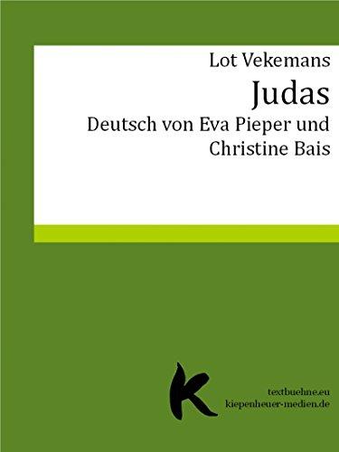 Judas: Monolog