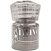 forever moments Polvos De Embossing Classic Silver Nuvo