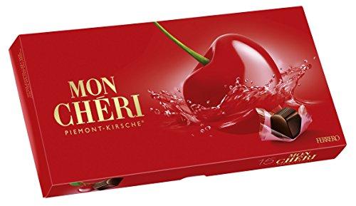 Ferrero Mon Cheri Cherry Liqueur Box 150 g