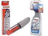 Sonax Felgenbürste Ultra-Soft + Sonax Xtreme Felgenreiniger Plus, 750ml, SET