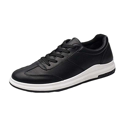 jomnm-fashion-comfy-pu-leather-lace-up-slip-on-flats-running-trainers-athletic-walking-gym-shoesblac