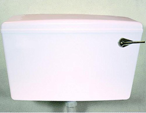PRIMAFLOW Side Inlet White Toilet Cistern by Primaflow