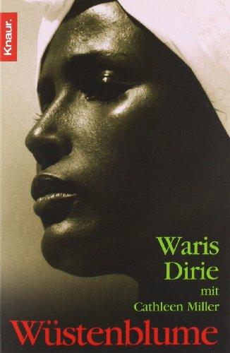 Buchseite und Rezensionen zu 'Wüstenblume' von Waris Dirie