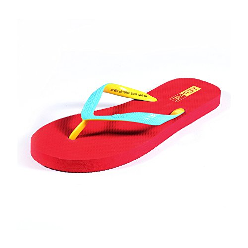 Yepme Women's Red Synthetic Flip-Flops YPMFOOT0034_3  available at amazon for Rs.239