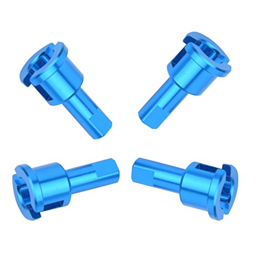 RC Differential Cup, 4 Teile/satz RC Teile Differential Cup Reduction Joint Cup RC Teile Kit Ersatz für WLtoys A949 A959 A969 A979 K929 Modellauto