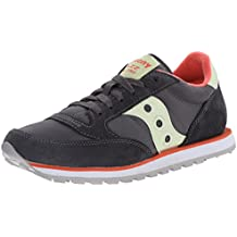 Zapatillas para mujer Saucony Jazz Low Pro - Charcoal/Yellow