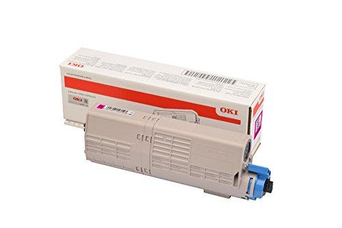 Oki-magenta-laser (OKI TONER Magenta C532/C542/MC573 6K)