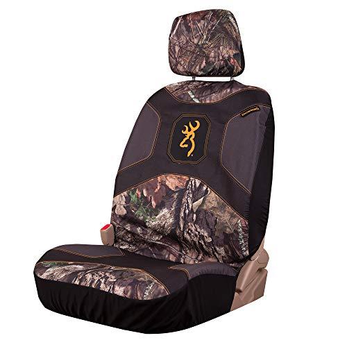 Browning Sitzbezug für niedrige Rückenlehne, Camouflage, Unisex-Erwachsene, Camo Seat Cover   Low Back   Break-Up Country   Single, Mossy Oak Break-Up Country, Single -