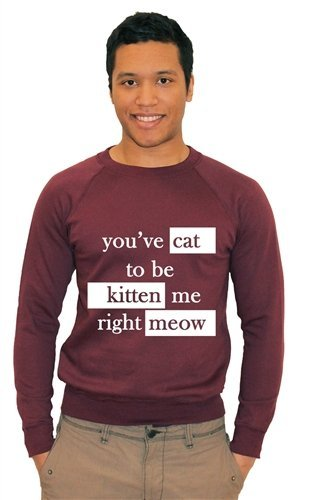21-century-clothing-unisexe-youve-cat-to-be-kitten-me-right-meow-pull-bordeaux-xx-large