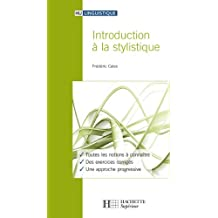 Introduction à la stylistique (HU Linguistique)