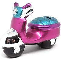 Spardose Motorroller Rosa aus Keramik preisvergleich bei kinderzimmerdekopreise.eu