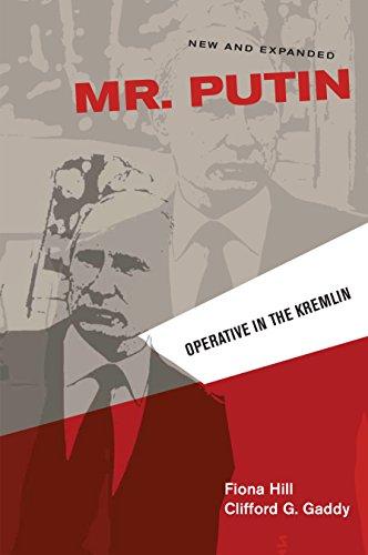 Mr. Putin: Operative in the Kremlin (Geopolitics in the 21st Century) (English Edition) (Press Friedens Hill)