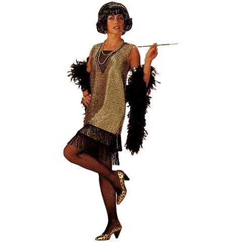 Hilmar Krautwurst E415-001 - Costume da Charleston, Donna, taglia