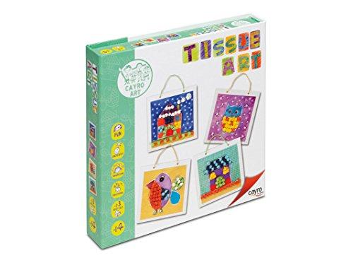 cayro-946176-juego-de-manualidades-para-hacer-cuadros-con-papel-de-seda