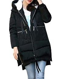 Mujer Abrigo Acolchado Otoño Invierno Colmar Cálido Outerwear Elegantes Moda Casuales Mujeres Cómodo Vintage Chaquetas Manga