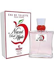Nani Red apple - Parfum Femme generique / Inspiré par la prestigieuse parfumerie de Luxe / Eau De Toilette 100ml...