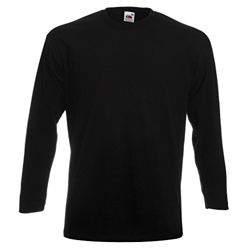 Fruit of the Loom Super Premium Long Sleeve T-Shirt, T Shirt, Tee Shirt