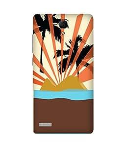 Nature (4) Back Cover Case for Xiaomi Redmi Note