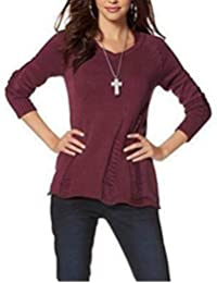 9cef0cbfe81e6 Amazon.fr   Laura Scott - Pulls, Gilets   Sweat-shirts   Femme ...