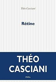Rétine par Théo Casciani