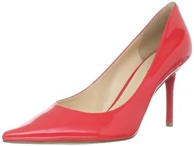guess escarpins pour femme rouge rouge 38 chaussures et sacs. Black Bedroom Furniture Sets. Home Design Ideas