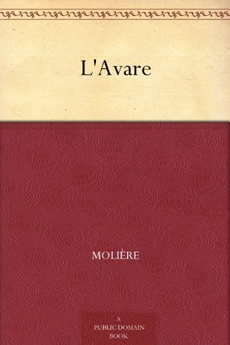 L'Avare (French Edition)